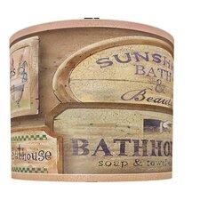 Bath House VintageDrum Shade
