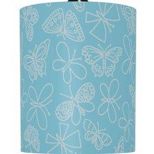 Butterflies Drum Lamp Shade