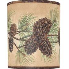 "5"" Pine Cone Drum Shade"