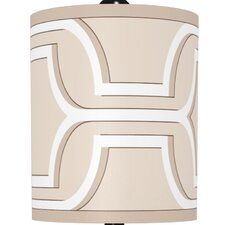 """5"""" Graphic Arch Drum Shade"""