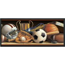 Classic Sports Wall Plaque
