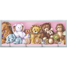 Cuddle Time Framed Painting Print