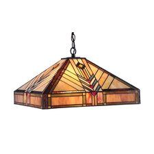 Edward 2 Light Billiard Light