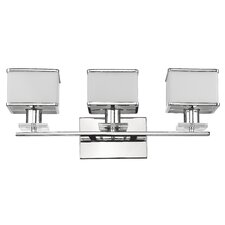 Trilluminate 3 Light Bath Vanity Light