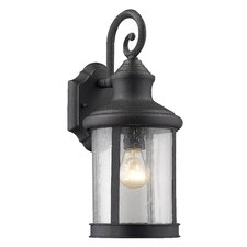 Galahad 1 Light Outdoor Wall Lantern