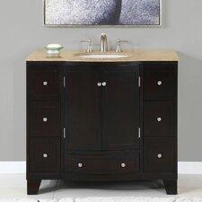 """Merrimack 40"""" Single Bathroom Vanity Set"""