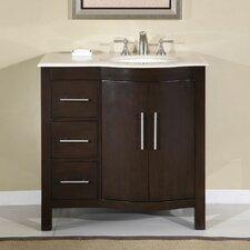 "Kimberly 36"" Single Bathroom Vanity Set"
