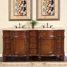 "Blair 72"" Double Bathroom Vanity Set"