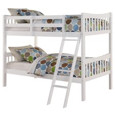 Fremont Twin Over Twin Bunk Bed