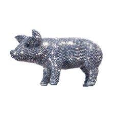 Rhinestone Piggy Bank