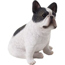 Small Size French Bulldog Sculpture