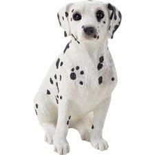 Small Size Dalmatian Sculpture