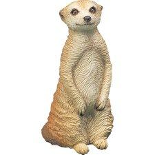 Small Size Sculptures Meerkat Figurine