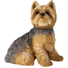 Yorkshire Terrier Small Size Sculpture