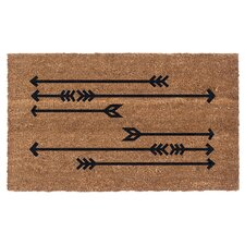 Arrows Doormat