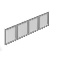 Overhead Hutch with Doors