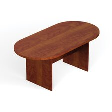 Offices to Go Superior Laminate Oval Conference Table