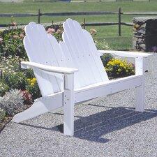 Classic Adirondack Garden Bench