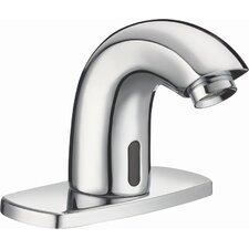 Electronic Pedestal Faucet
