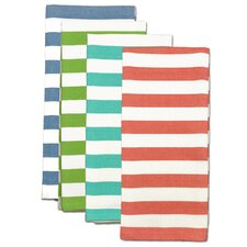 Cabana Stripe Heavy Weight Dish Towel (Set of 4)