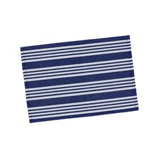 Anchor Beach Stripe Placemat (Set of 6)