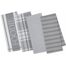 Gourmet Kitchen Dishtowel (Set of 4)