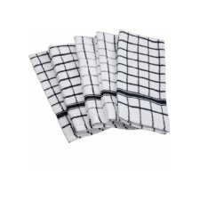 Windowpane Terry Dishtowel (Set of 4)