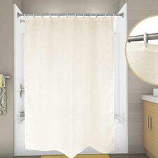 Cotton Premier Waffle Shower Curtain