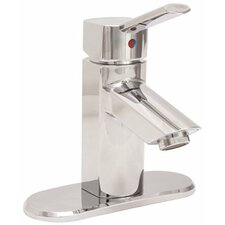 Waterfront Single Handle Lavatory Faucet with Less Popup