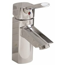 Single Handle Lavatory Faucet with Popup