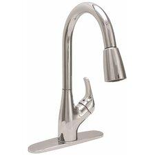 Waterfront Single Handle Kitchen Faucet