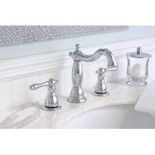 Charlestown Widespread Bathroom Faucet with Double Handles
