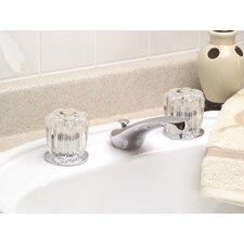 Concord Widespread Bathroom Faucet with Double Knob Handles