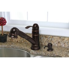 Wellington Pull Out Kitchen Faucet