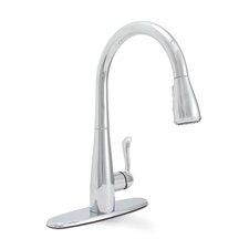 Sanibel Single-Handle Pull-Down Kitchen Faucet