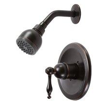 Wellington Pressure Balance Shower Faucet with Single-Handle