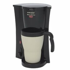 Brew 'n Go Personal Coffee Maker