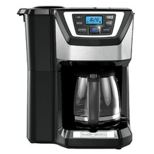 12 Cup Mill-N-Brew Coffee Maker