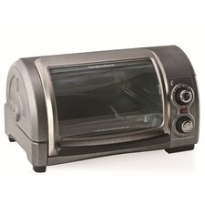 Easy Reach 4 Slice Toaster Oven