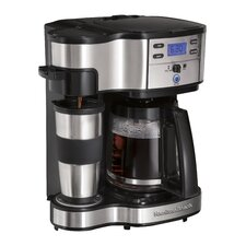 The Scoop Two Way 12 Cup Brewer Coffee Maker