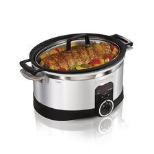 6-Quart Programmable Searing Slow Cooker