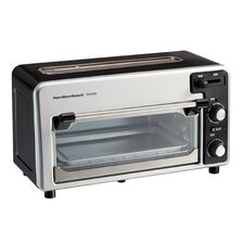 Toastation Combination Toaster & Toaster Oven