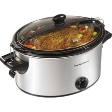 Stay or Go 6-Quart Slow Cooker