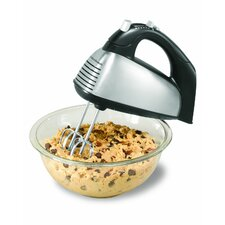 6 Speed Hand Mixer with Case