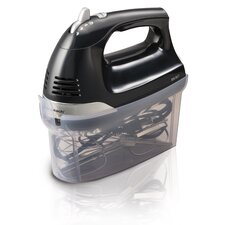 Hand Mixer with Case
