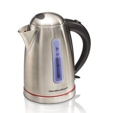 1.8-qt. Stainless Steel Electric Tea Kettle