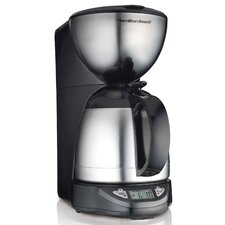 Programmable Thermal 10 Cup Coffee Maker