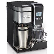 FlexBrew Programmable Single-Serve Coffee Maker