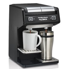 FlexBrew Dual Single-Serve Coffee Maker