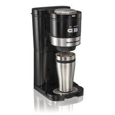 Grind and Brew Single-Serve Coffee Maker
